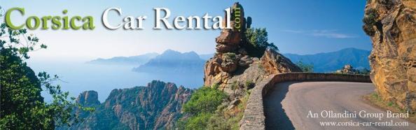 Car rental in Corsica