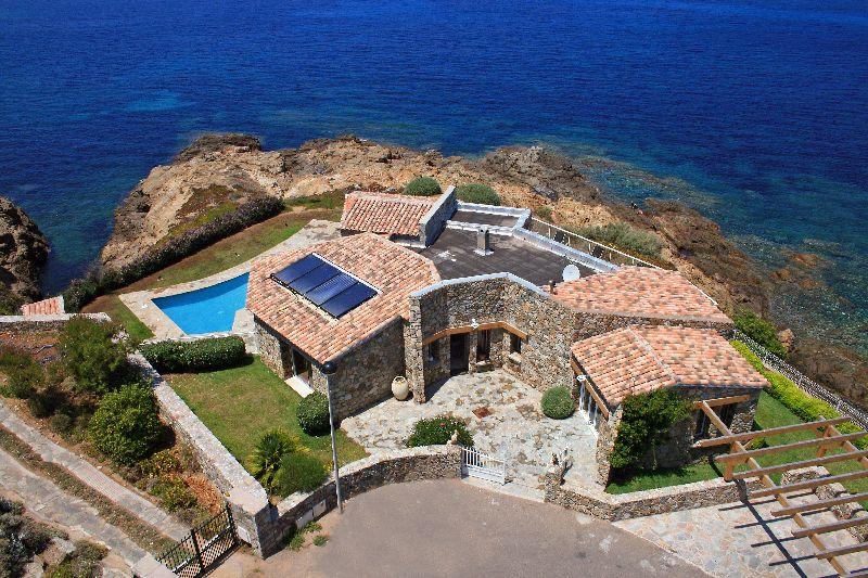 Location Villa Ile Lavezzi