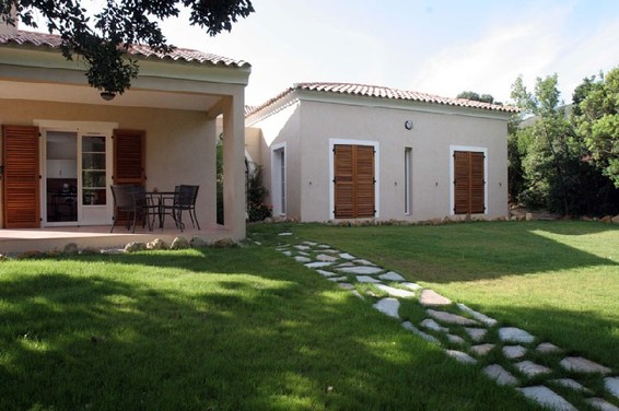 VILLA E CASELLE PRIVILEGE - sleeps 6 - Patrimonio - Saint Florent areas