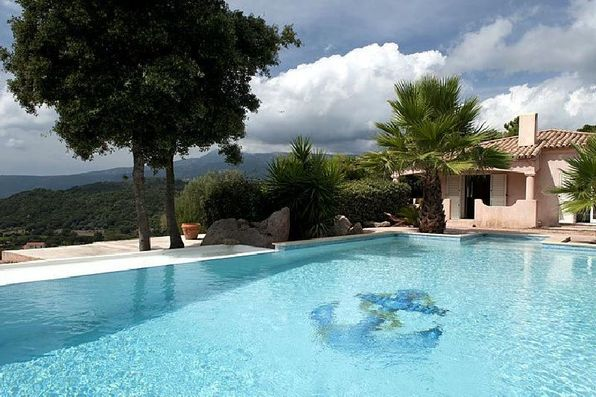 Villa Casa Blu in Figari
