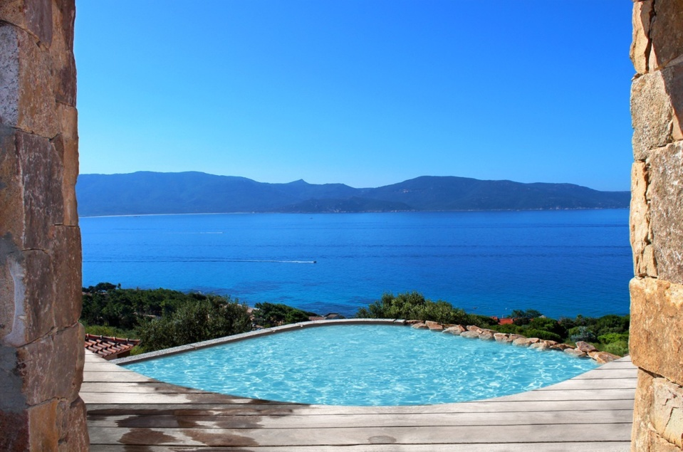 Villas ARCOBIATO - sleeps 2 to 5 - OLMETO BEACH