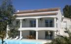 Villa CASA BIANCA - sleeps 12 - Ajaccio
